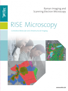 WITec RISE Brochure Cover