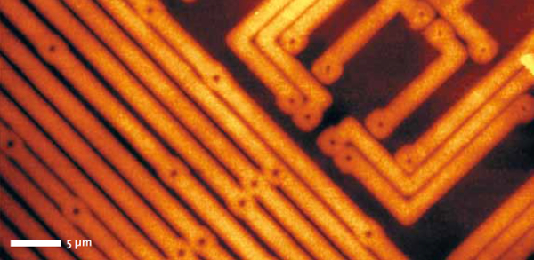 WITec AFM integrated circuit